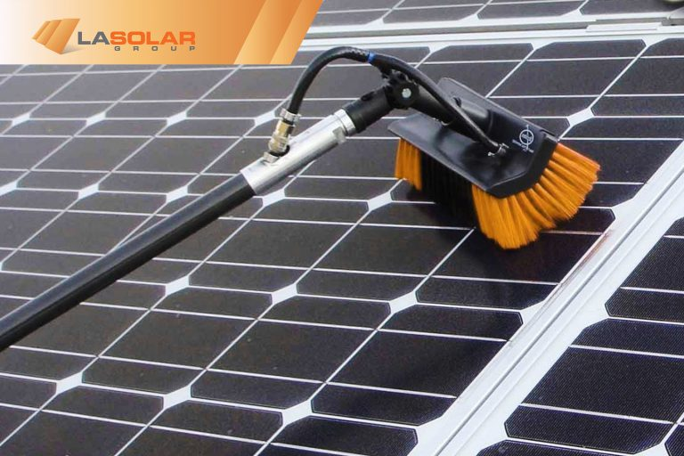 WHEN TO CLEAN YOUR SOLAR PANELS