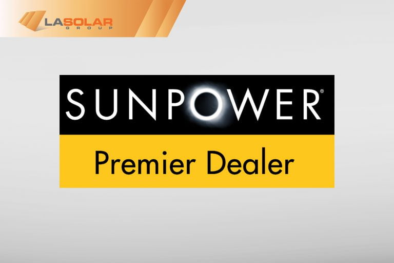 LA Solar Group, A SunPower Premier Dealer