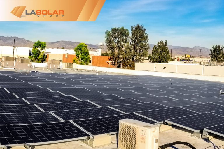 LA Solar Group Goes Solar!