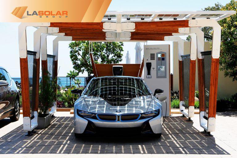 Carports Make Sense for Solar