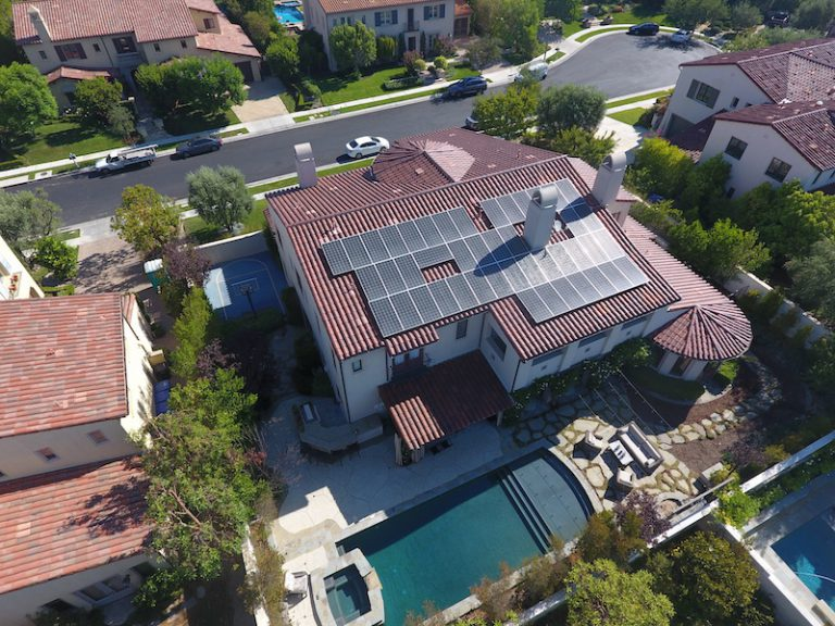 Amazing installation by LA Solar Group