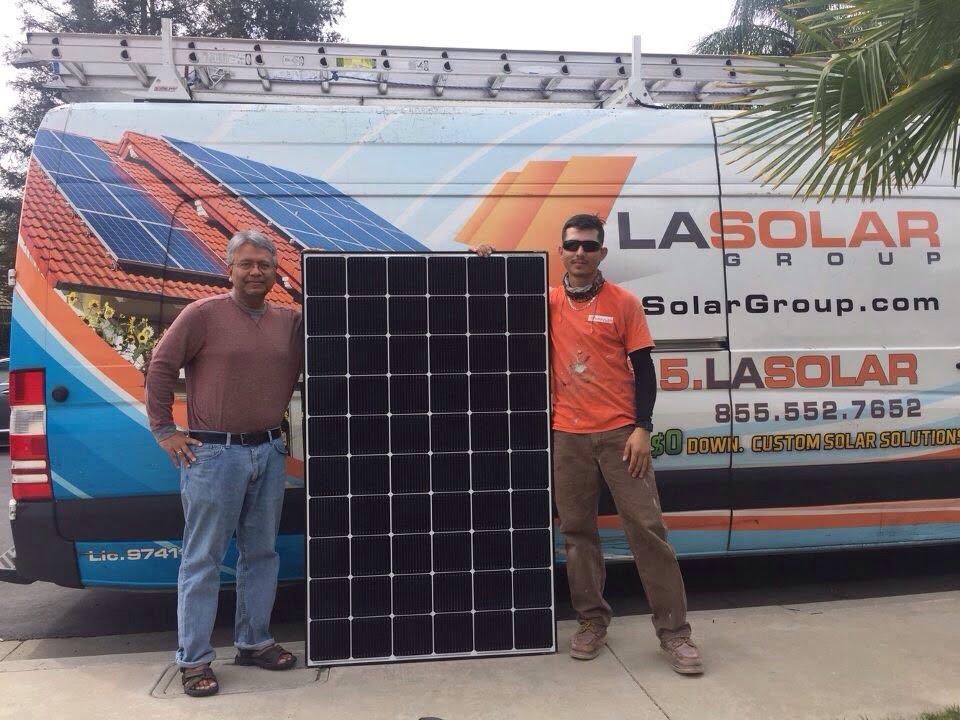 Solar Panel Skirt