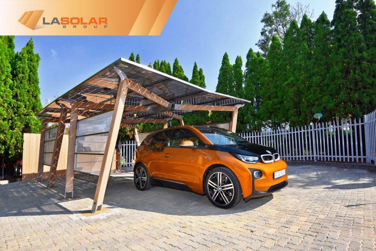 Residential Solar Carport